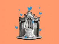 Twitter-Beichtstuhl: Zur Verehrung der Sünden