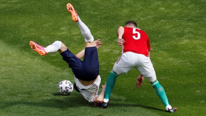 Euro 2020 - Group F - Hungary v France