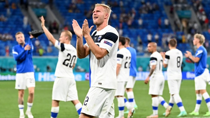 Euro 2020 - Group B - Finland v Belgium