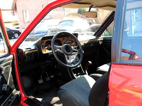 VW Scirocco Turbo