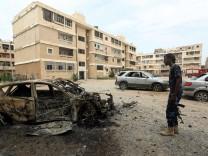 Treffen in Berlin: Was bei der Libyen-Konferenz erreicht werden soll