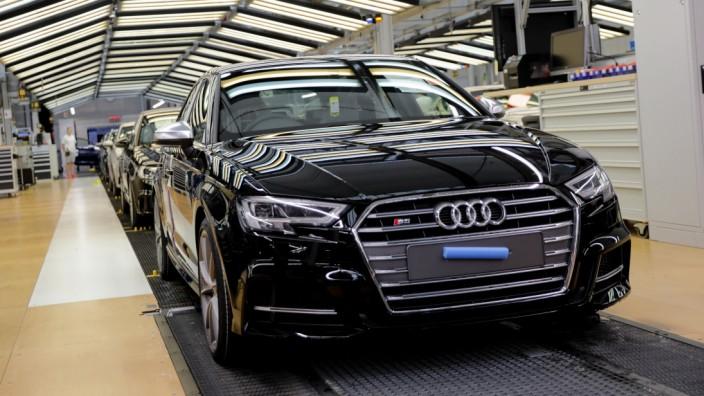Audi-Werk Ingolstadt