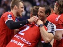 22.6.2021, Handball, Herren, 2.BL, Saison 2020/2021, HSV Hamburg - ASV Hamm-Westfalen in Hamburg Aufstieg! Trainer Torst; Torsten Jansen