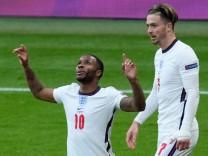 England bei der Fußball-EM: Dribbelkunst in Wembley