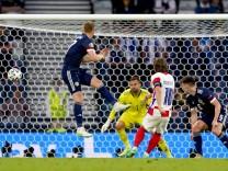 Kroatien bei der EM 2021: Der Weltfußballer-Außenrist macht den Unterschied