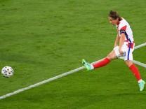 Euro 2020 - Group D - Croatia v Scotland