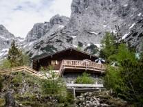 Hütten-Saison in den bayerischen Alpen
