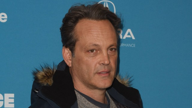 PARK CITY UT JANUARY 28 Vince Vaughn attends the Surprise Screening Of Fighting With My Family