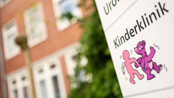 Frühchen im Klinikum Oldenburg stirbt durch Keim in Milchnahrung