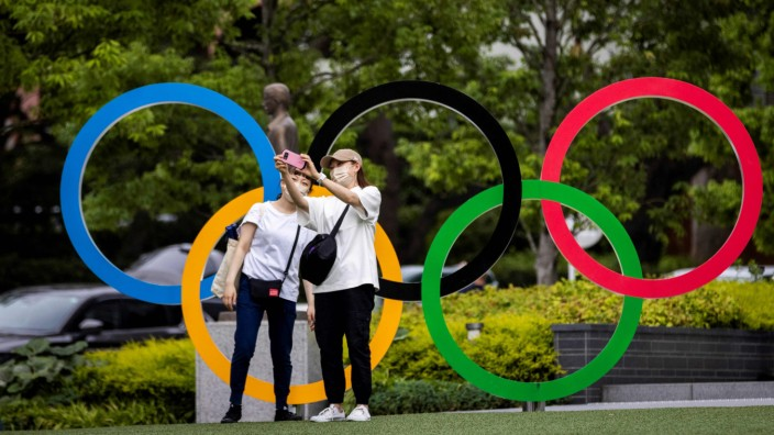 Olympia 2021 Japans Kondom Industrie Leidet Wirtschaft Sz De