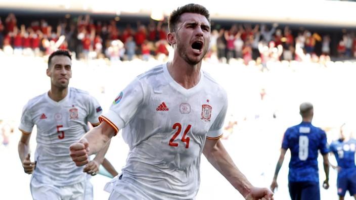 Euro 2020 - Group E - Slovakia v Spain