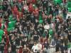 Ungarische Fans im Stadion ohne Maske und Abstand - Muenchen 23.06.2021: Deutschland vs. Ungarn, Allianz Arena Muenchen,