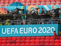 Fußball EM - Portugal - Frankreich