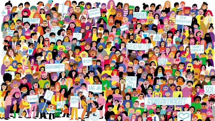 Kristin Roskifte: Alle zählen