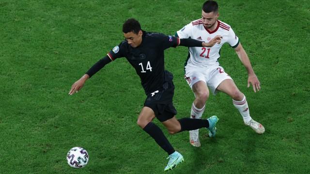 Piłka nożna EM - Niemcy - Węgry