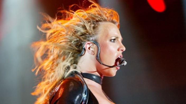 Britney Spears - Auftakt Deutschlandtournee