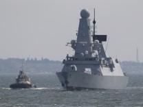 Schwarzes Meer: Reporter berichtet von Schüssen der Russen