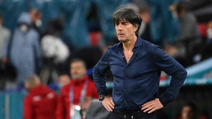 Fußball EM - Deutschland - Ungarn