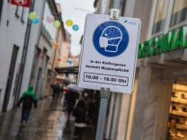 Coronavirus-Newsblog für Bayern: Schweinfurt lockert als letzte Stadt in Bayern Corona-Maßnahmen