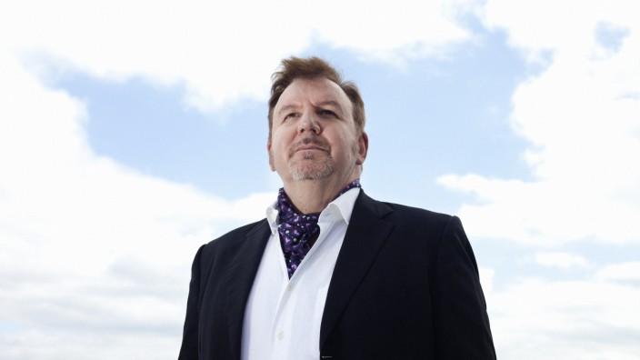 Steve Blame - Pressebilder zu seinem neuen Podcast; hat der Interviewer bekommen; kosten nix