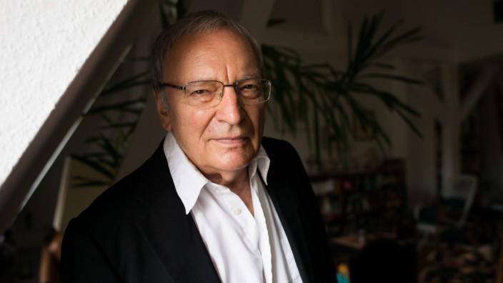 Uwe Timm in München, 2017