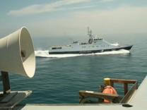 Krim: Friedlich sieht anders aus