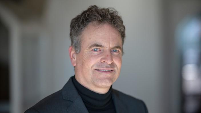 Curevac-Gründer Ingmar Hoerr