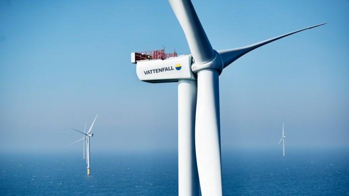 Pressebild Vattenfall Horns Rev 3 Wind Farm