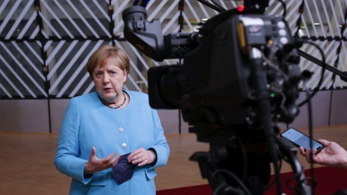 Gipfel der EU-Staats- und Regierungschefs