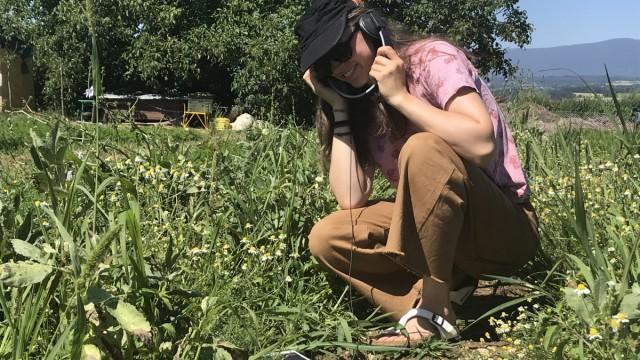 Bodenökologie: Eine Möglichkeit, das Leben im Erdreich zu erkunden, ist, seinen Geräuschen zu lauschen.
