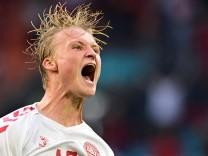Euro 2020 - Round of 16 - Wales v Denmark