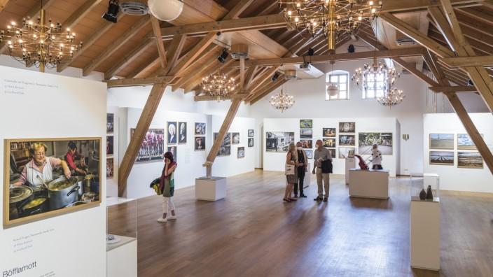 Ausstellung: Noch bis Ende November können Besucher das unbekannte Bayern in Vatersdorf entdecken.