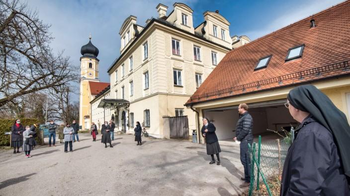 Bernried: Die Gemeinde übernimmt das Kloster in Bernried von den Missions-Benediktinerinnen.
