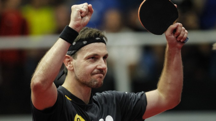 Rekord-Europameister Timo Boll