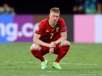 Euro 2020 - Round of 16 - Belgium v Portugal