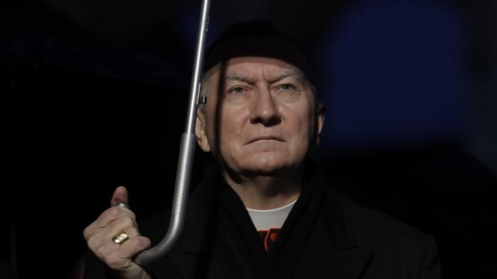 Kardinal Pietro Parolin, Staatssekretär von Papst Franziskus, kommt nach Deutschland.