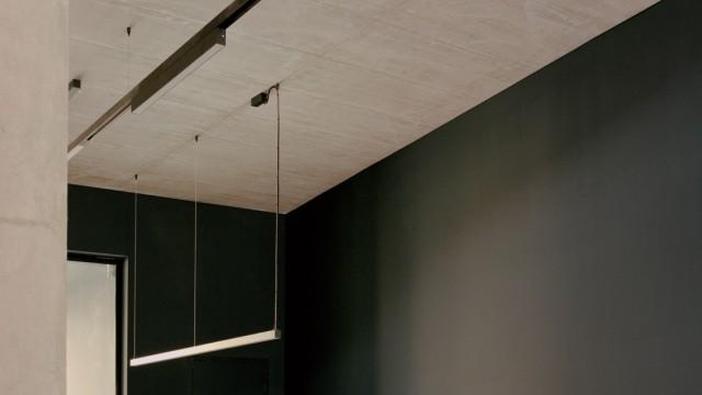Kunsthaus Göttingen: Fünf Ausstellungsräume bringen es, von Stock zu Stock sich vergrößernd, auf gut 500 Quadratmeter Fläche.