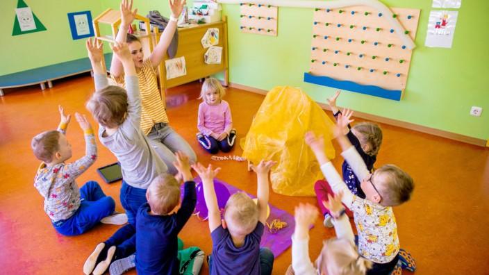 Coronavirus - Kindertagestätten wieder geöffnet