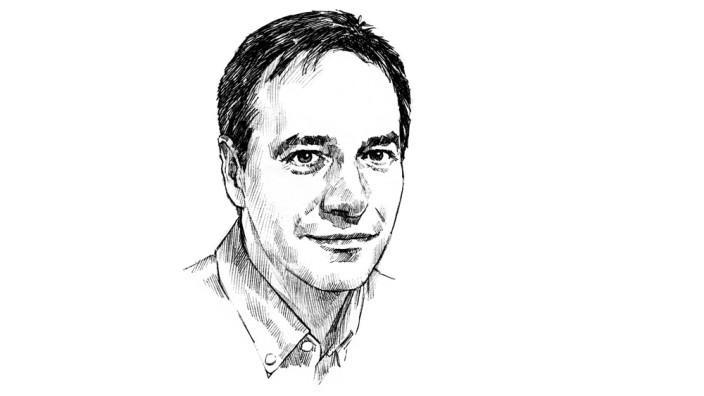 Kommentar: Michael Kläsgen findet es eigentlich gut, dass Irren auch algorithmisch ist. Illustration: Bernd Schifferdecker
