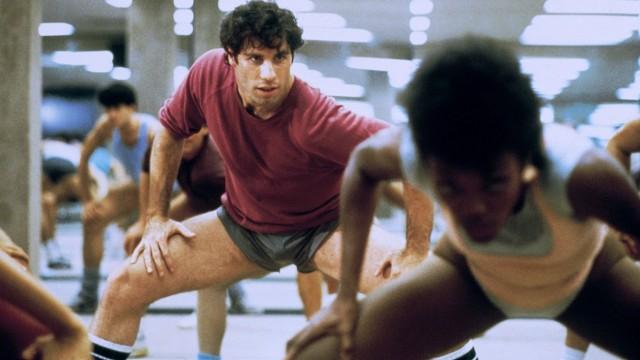 John Travolta Characters: Adam Film: Perfect (USA 1985) Director: James Bridges 15 May 1985 PUBLICATIONxINxGERxSUIxAUTxO
