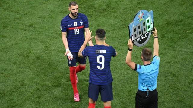 Euro 2020 - Round of 16 - France v Switzerland