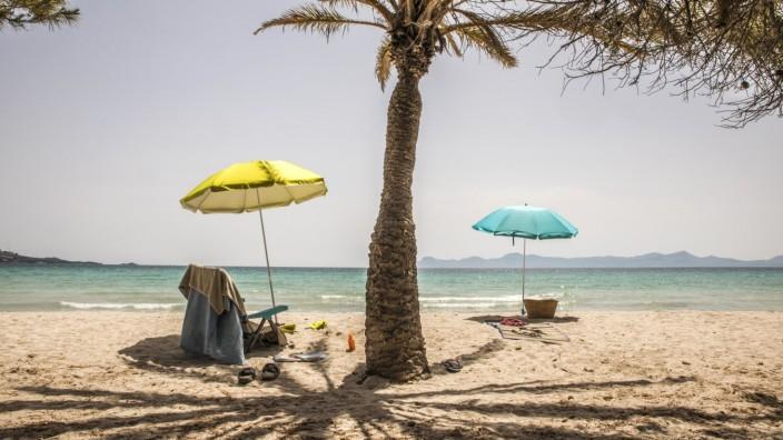 Sommerwetter auf Mallorca