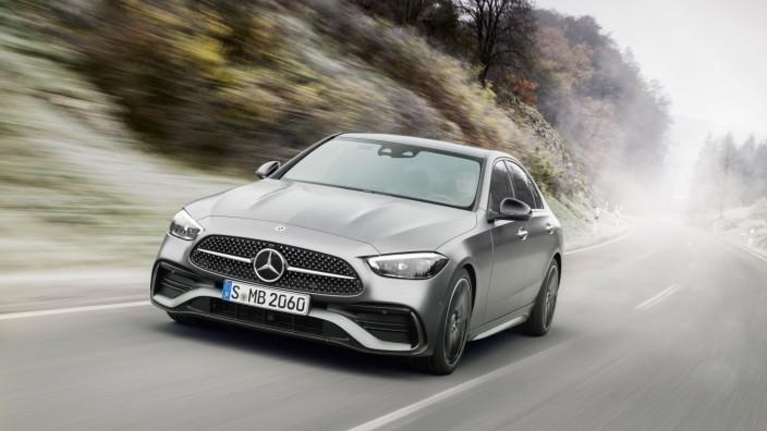 Mercedes-Benz C-Klasse, 2021  Mercedes-Benz C-Class, 2021