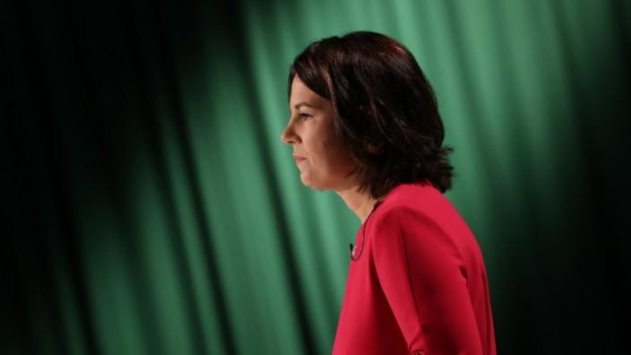 Annalena Baerbock auf dem Parteitag der Grünen im Juni 2021