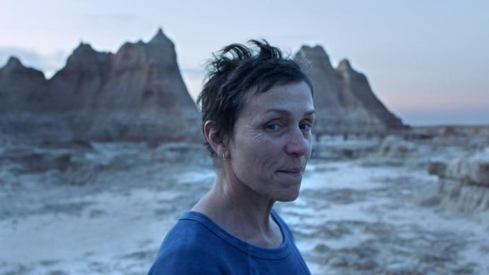 Filmpreis für 'Nomadland'