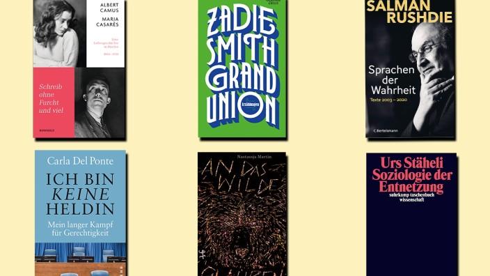 Bücher des Monats