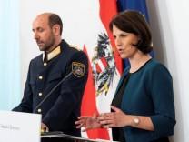 Österreich: Dritter Tatverdächtiger nach Tod einer 13-Jährigen festgenommen