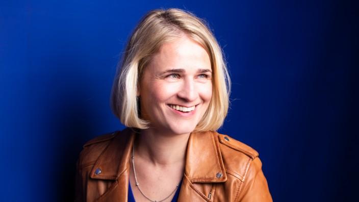 Pressefoto Verena Bentele, (c) Susie Knoll, VDK, nur redaktionelle Verwendung!!