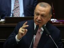 In der Kritik: der türkische Präsident Recep Tayyip Erdoğan