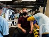 Coronavirus: Covid-Impfung in London